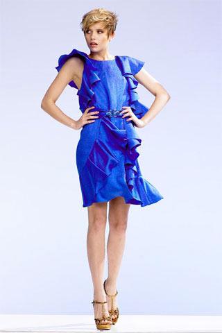 мода лето 2010
