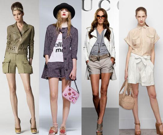 Мода 2010. Модные коллекции: Versace, Sonia Rykiel, Gucci,  Viktor&Rolf