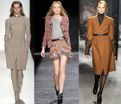 Мода Осень 2009 Зима 2010