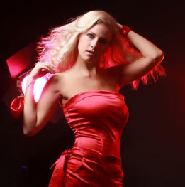 Мисс стиль Зима 2009. Мария