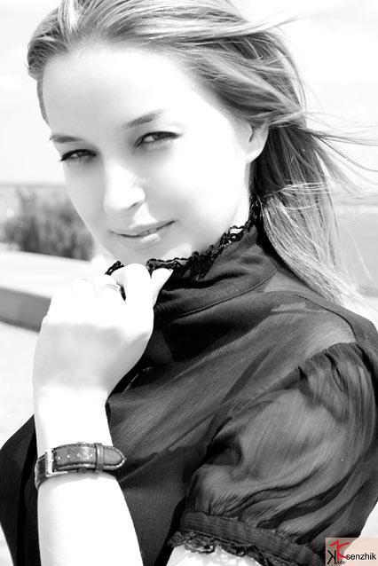 Стильная и красивая Анна