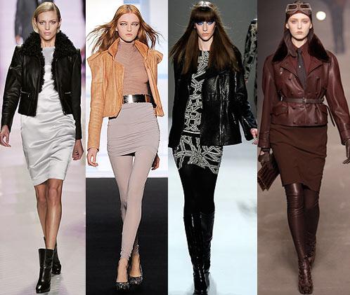 Модные куртки: Tommy Hilfiger, Sophia Kokosalaki, Nicole Miller, Hermes