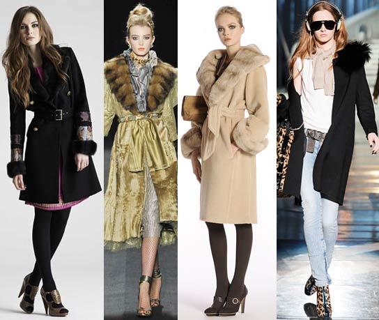 Мода 2009 пальто на осень matthew williamson zac