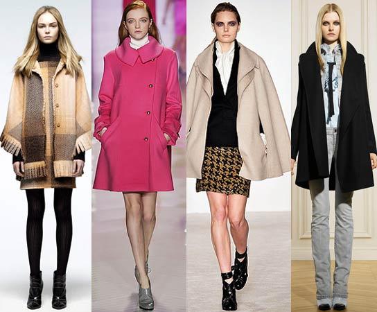 Мода. Пальто, осень 2009: Missoni,  Tommy Hilfiger, Derek Lam, Givenchy