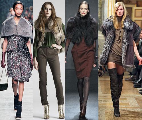 Обрати внимание: модно носить яркий мех с. Самое модное в этом сезоне...