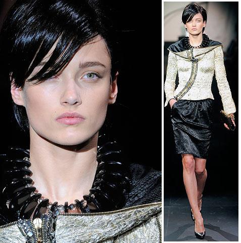Модные тенденции. Armani Prive