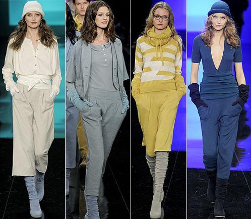 Что такое американский стиль одежды.  Здесь все просто.
