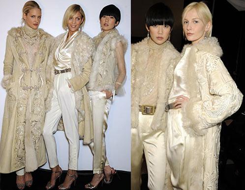 Роскошный белый от Ralph Lauren