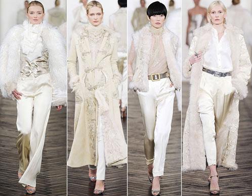 Модный цвет. Белое от Ralph Lauren