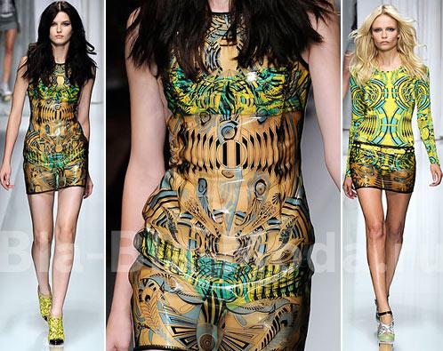 Мода - 2010. Versace