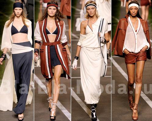 Мода - 2010. Hermes