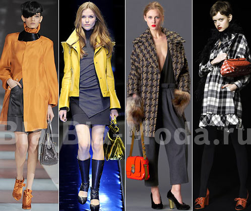 Мода. Emporio Armani, Versace, Sonia Rykiel, Moschino Cheap & Chic