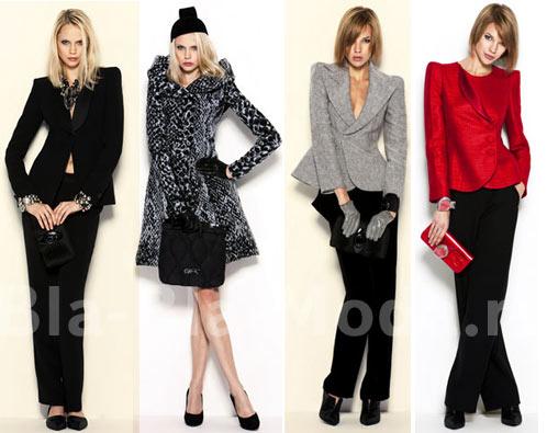 Мода. Модная коллекция Giorgio Armani
