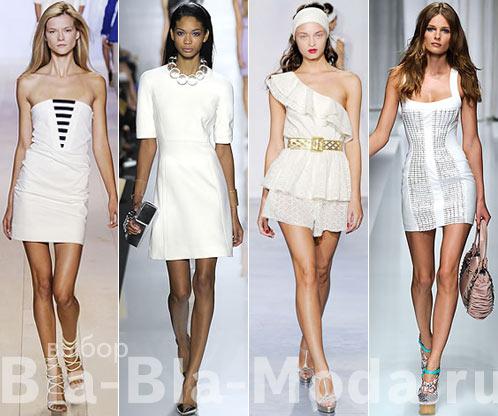 Модные платья: Tommy Hilfiger, Michael Kors, Luisa Beccaria, Versace