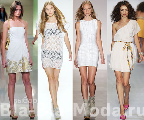 Модные платья: Elie Tahari, Cynthia Steffe, Herve Leger by Max Azria, Luca Luca