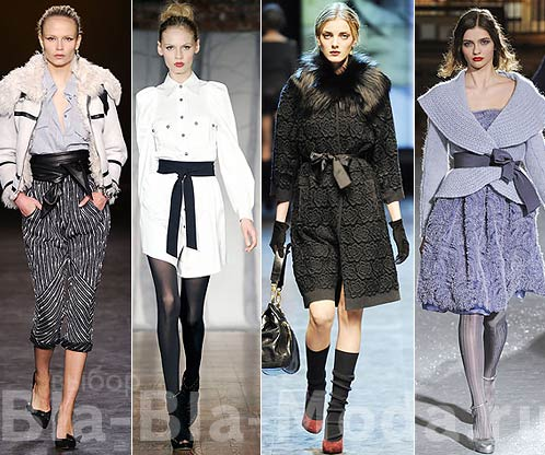Модные пояса: Isabel Marant, Bensoni, Dolce & Gabbana, Luisa Beccaria