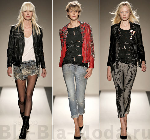 Модные куртки из коллекции Balmain