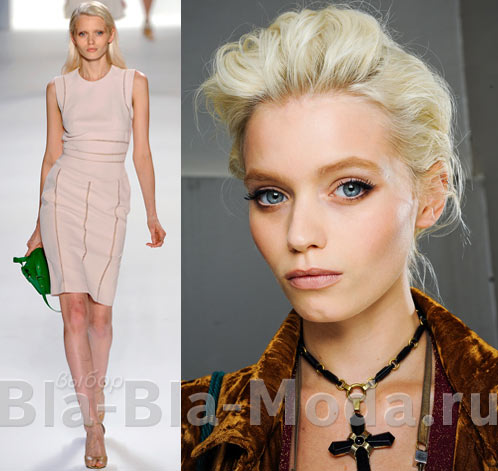 Модель Abbey Lee Kershaw (Эбби Ли Кершо)