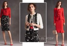 Модный цвет - красный