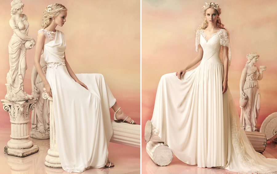 Wedding Dresses, photo from the collection of Papilio