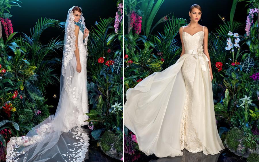 Свадебные платья из коллекции Kookla