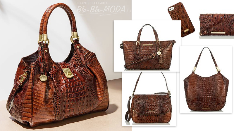 Brahmin Handbags, collection of Pecan Melbourne