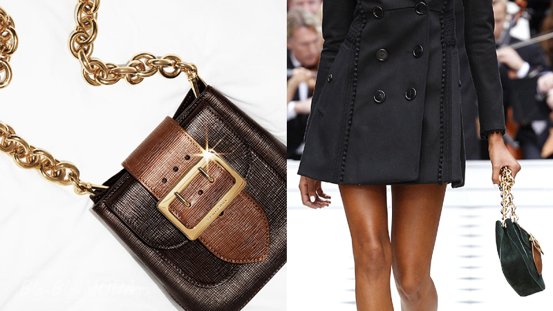 Сумочка The Belt Bag от Burberry