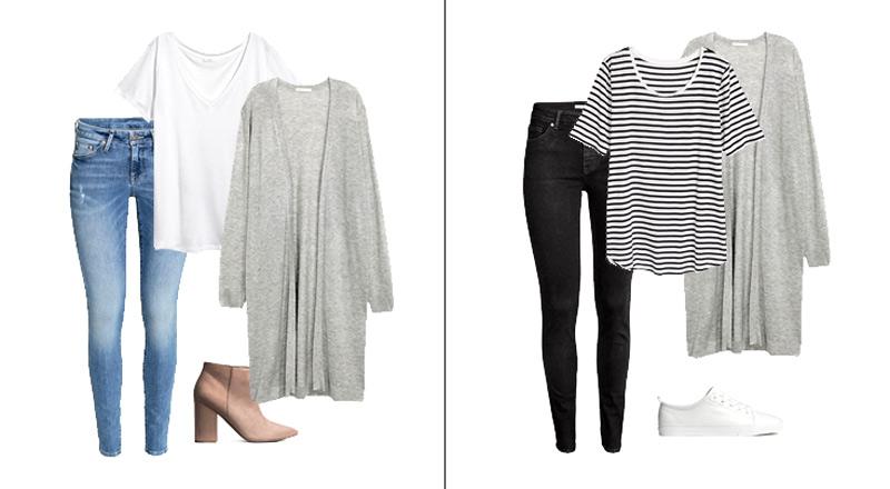 Базовый осенний гардероб: составляем основные комплекты