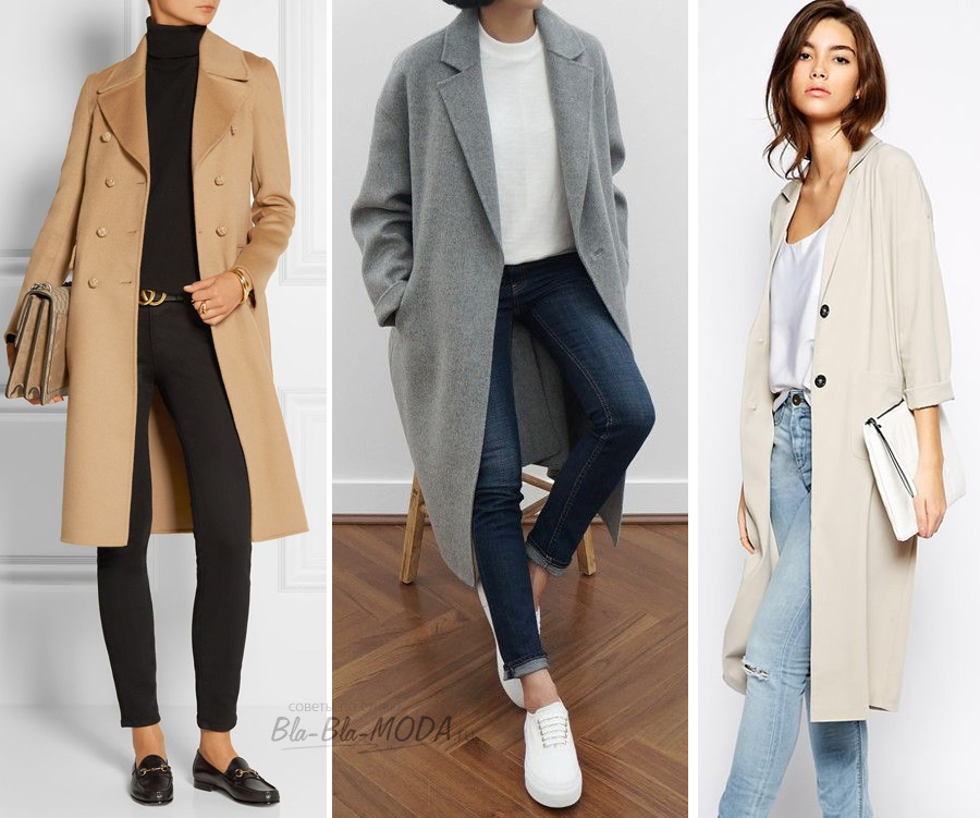 Different variations of the basic things for fall