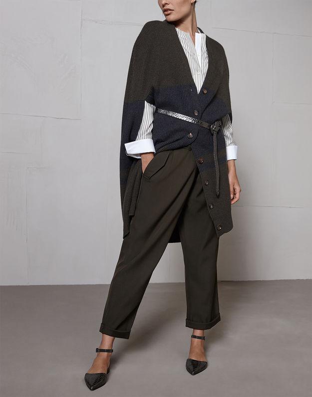 Многослойный стиль в одежде