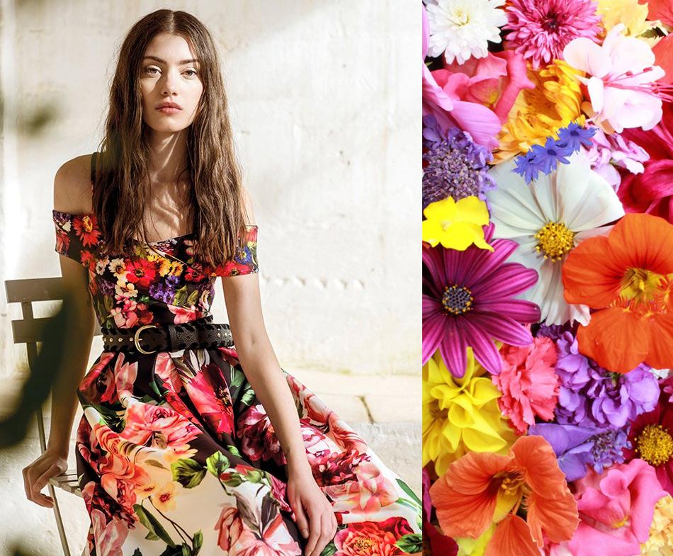 Модные стильные образы. Весна - Лето